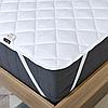 Наматрасник 80х190 стеганный микрофибра, Comfort на резинках