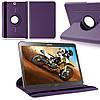Кожаный чехол-книжка TTX (360 градусов) для Samsung Galaxy Tab S2 9.7 SM-T810/T815 Сиреневый