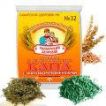 Каша № 32 -  пшеничная со спирулиной и ламинарией