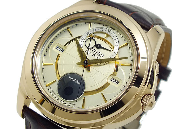 Мужские часы Citizen BU0003-02P-A Semi Perpetual