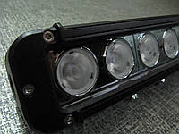 Дополнительная фара 52 см.  120 Вт.  LED GV 10120F - угол света 40 градусов. https://gv-auto.com.ua, фото 1