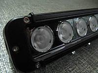 Фара 120 Вт. дальнего света   LED  S10120 А flood - угол света 40 градусов.