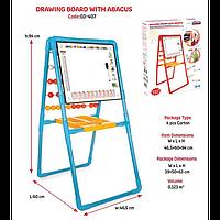"""Доска со счетами """"Drawing Board With Abacus"""" код 03-407"""