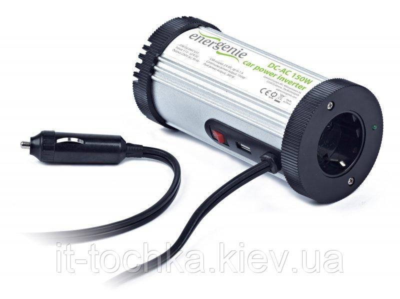 Автомобильный инвертор eg-pwc-031, на 150 Вт