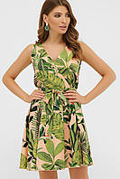 Летнее женское платье, фото 1