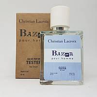 Christian Lacroix Bazar Pour Homme - Quadro Tester 60ml