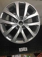 DK0020 403008177r литой диск R17 5x114,3 7x17 ET40 Renault (RVI) Kadjar www.avtopazl.com.ua