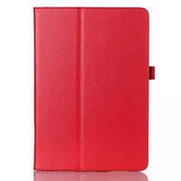 Кожаный чехол-книжка TTX для Samsung Galaxy Tab S2 9.7 SM-T810/T815 Красный, фото 1