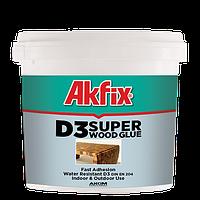 Клей ПВА Akfix PVA D3 1 кг