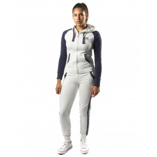 Спортивный костюм женский Leone White/Blue XS