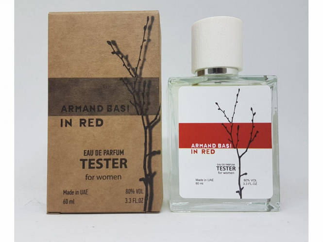 Armand Basi In Red - Quadro Tester 60ml