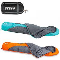 BW СПАЛЬНЫЙ МЕШОК 68049, размер 230-80-55 см, застежка-молния, сумка, 2 цвета.