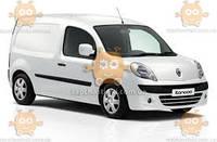 Ветровик Renault Kangoо II фургон 2008 - (скотч) AV-Tuning