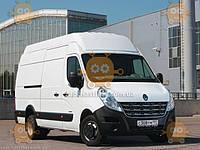 Ветровик Renault Master III фургон 2010 - (скотч) AV-Tuning