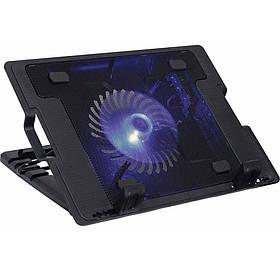 Подставка для ноутбука ERGOSTAND 339 охлаждающая (Black)   Подставка под ноутбук активное охлаждение