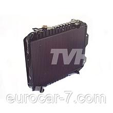 Радіатор охолодження для навантажувача Doosan (Дусан)