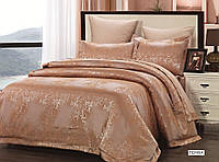 Комплект постельного белья 200х220/70*70 ARYA Pure Жаккард   Terra