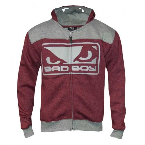 Спортивная кофта Bad Boy Kids Superhero-Strawberry 5/6 лет