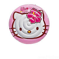 Дитячий надувний матрацик Intex 56513 «Hello Kitty», 137 см