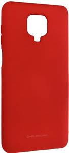 Чохол-накладка Silicone Hana Molan Cano для Xiaomi Note 9 Pro Max (Red)