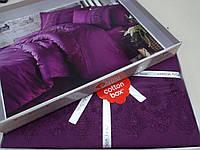 Білизна Постільна Ранфорс, Туреччина, Сotton box, Бузок, фото 1