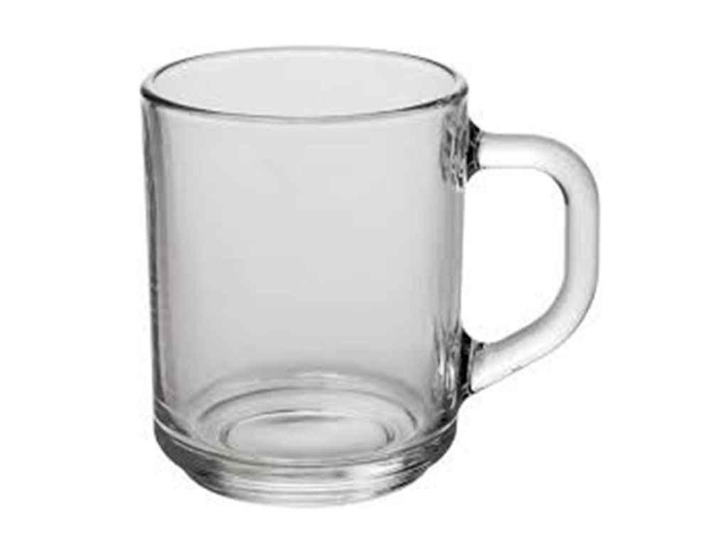 "Чашка стеклянная 200 мл  ""ОСЗ"""