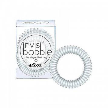 Резинка-браслет для волос invisibobble SLIM Crystal Clear