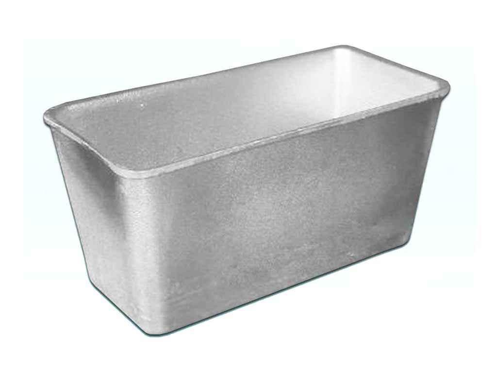 """Форма алюминиевая для выпечки хлеба 0,6 кг """"Дако"""""""