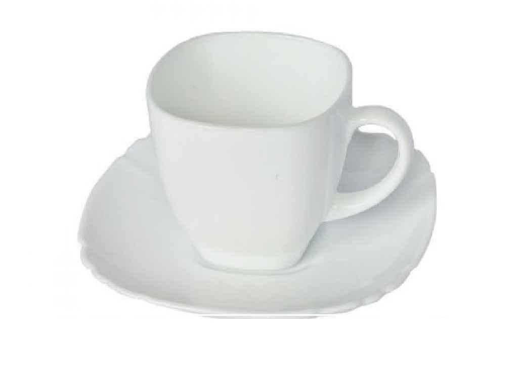 Сервиз чайный Luminarc Lotusia стеклянный 12 предметов (H1789)