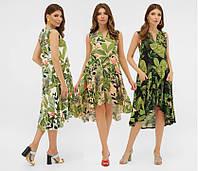Женское платье без рукавов, фото 1