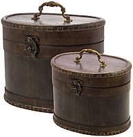 Скриня дерев'яний для скарбів і реліквій