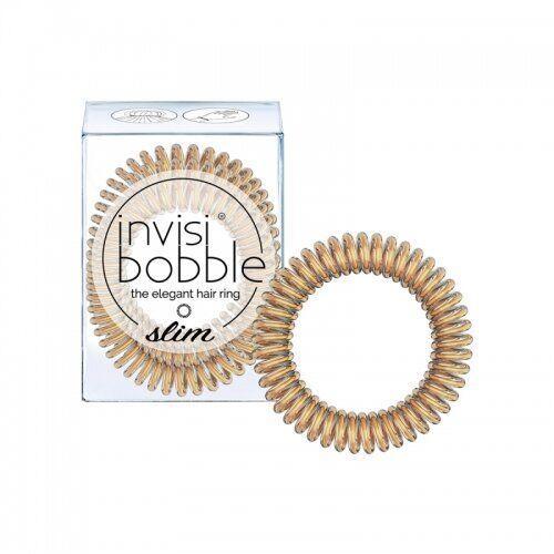 Резинка-браслет для волос invisibobble SLIM Bronze Me Pretty