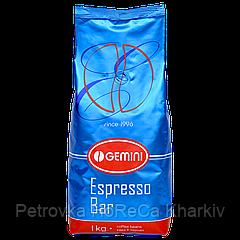 Кофе Эспрессо Gemini Espresso Bar 1кг, 40/60 (1ящ/6шт)