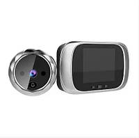 Дверной глазок, цифровой видеоглазок Doorbell, звонок. Розпродаж!!!