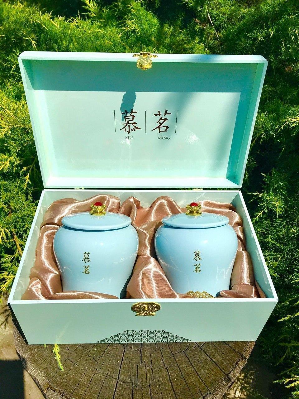 Эксклюзивный чайный набор два чая  300 грамм.