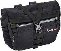 Сумка на руль Acepac Bar Bag Black