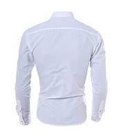 Мужская рубашка Slim Fit. Модель 720, фото 7