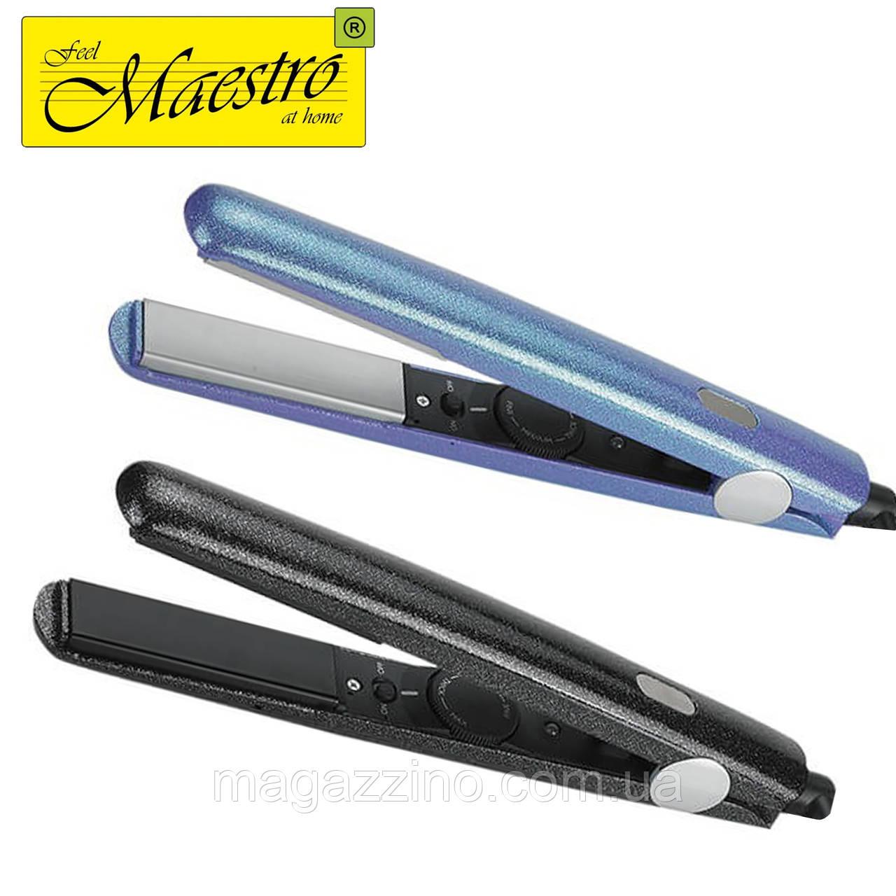 Утюжок для волос Maestro MR-268, 45 Вт.
