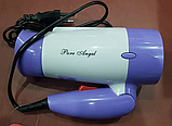 Дорожный фен со складной ручной Pure Angel PA-6901 DC (1500W), фото 3