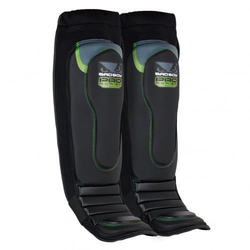 Защита голени Bad Boy Pro Series 3.0 Green L/XL
