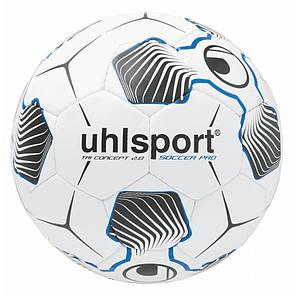 Мяч футбольный Uhlsport TRI Concept 2.0 Soccer Pro размер 4, фото 2