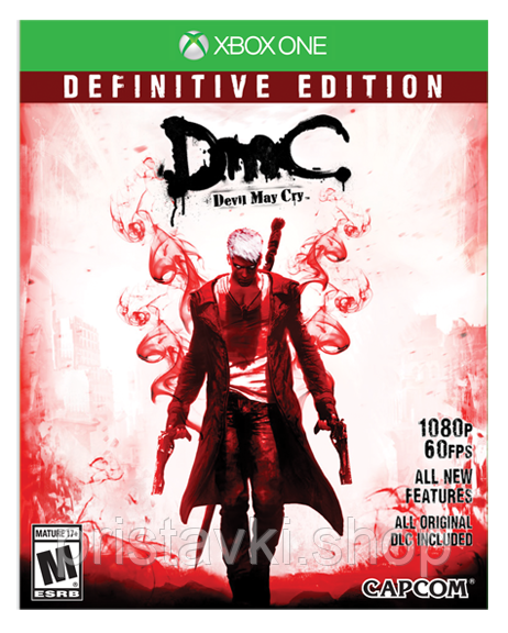 Devil May Cry Definitive Edition XBOX ONE \ XBOX Seires X