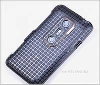 Чехол для телефона ROCK Magic Cube TPU soft Case for HTC EVO 3D X515M G17 Transparent Black