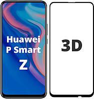 Защитное 3D стекло для Huawei P Smart Z (Хуавей П смарт зет)