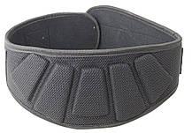 Пояс для тяжелой атлетики неопреновый SportVida SV-AG0089 (XXL) Black, фото 2