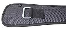 Пояс для тяжелой атлетики неопреновый SportVida SV-AG0092 (XL) Black, фото 3