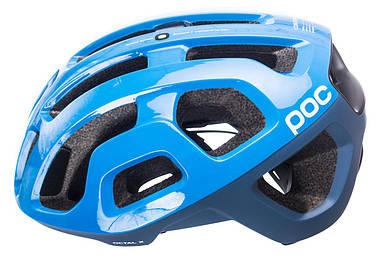 Шолом велосипедний POC Octal X Spin S 50-56 Furfural Blue, фото 2