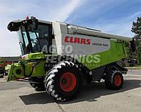 Комбайн CLAAS LEXION 580 2005 года