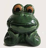 Лягушка керамика 34х19х20см, фото 1
