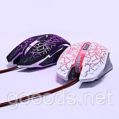 Игровая USB мышка с подсветкой ZUOYA